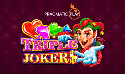 Pragmatic Play Unleashes Triple Jokers