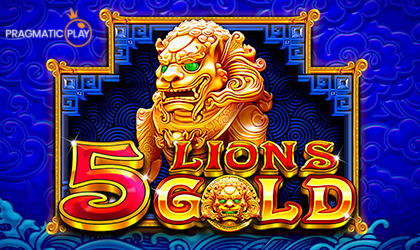 Dive into World of Wealth in 5 Lions Gold Release from Pragmatic