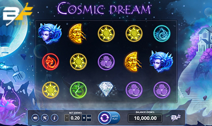 Bee Fee Games to Give Players Sneak Peek into Mesmerizing Wonders of the Universe With Cosmic Dream