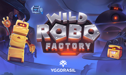 Wild Robo Factory Hitting a Screen Near You via Yggdrasil