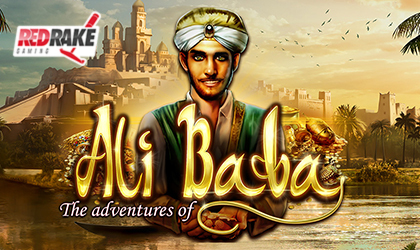 Red Rake Gaming Goes Live with The Adventures of Ali Baba Slot Game