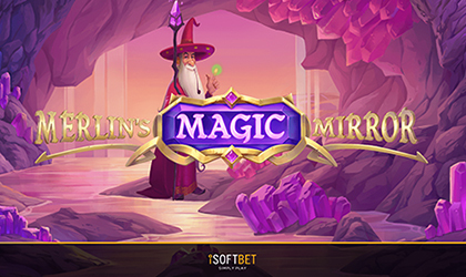 Isoftbet Breaks News Of Going Live With Merlins Magic Mirror Slot