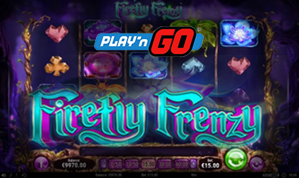 Play N GO Releases a New Slot Game Titled Firefly Frenzy