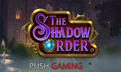 Push Gaming Announces the Release of The Shadow Order with a Teaser Sneak Peek