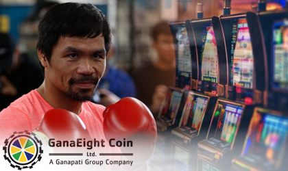 Ganapati Gains Rights to Manny Pacquiao Themed Slot Game and Announces Release Date in September