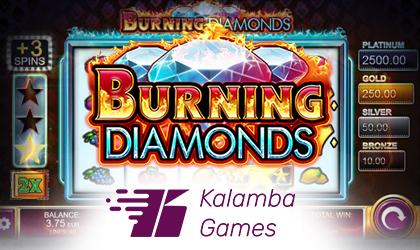 Spiele Burning Diamonds - Video Slots Online
