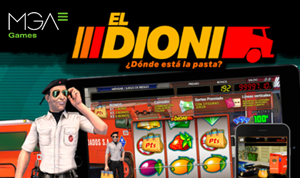 MGA Games Announces the Release of El Dioni Slot Game as a Part of Spanish Celebrities Series