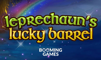 Booming Games Takes Players on an Adventure with Leprechauns Lucky Barrels Slot