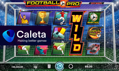 Caleta Games Releases the Watford FC Football Pro Slot in Association with Sportsbet