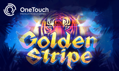 OneTouch Releases Golden Stripe Slot and Brings Back Classic Slot Design