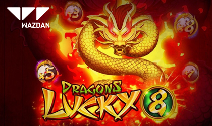 Wazdan Games Releases Dragons Lucky 8 Title