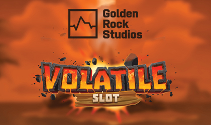 Golden Rock Teases with the News of a Fresh Release Titled Volatile Slot