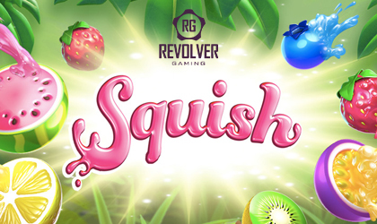 Revolver Gaming Introduces a Sweet Tasting Cocktail of Juicy Fruits with Squish