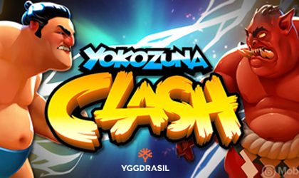 Yggdrasil Releases an Action Packed Sumo Themed Slot Game Titled Yokozuna Clash