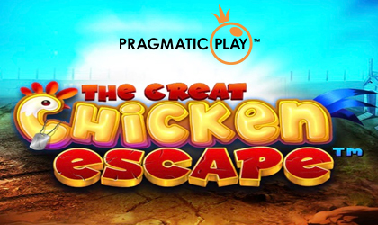 Make a Dash for Freedom and High Rewards with The Great Chicken Escape
