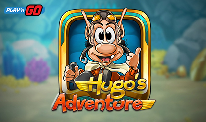 Play n GO Rocks the Reels with the Release of Hugos Adventure Slot