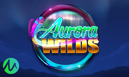 Microgaming Sparks the Light in The Northern Sky with its Neon Valley Studios Aurora Wilds Release