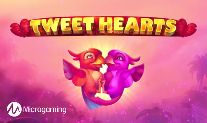 Microgaming Has Announced the Launch of Their Latest Slot Game Titled Tweethearts