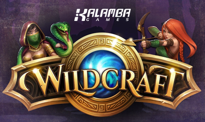 Kalamba Games Drops an Adventure Slot titled Wildcraft and Brings a Thrilling Ride