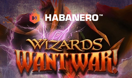 Battle the Evil and Experience the Thrill with Wizards Want War from Habanero