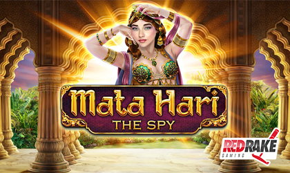 Red Rake Gaming Goes Full Cloak and Dagger with Mata Hari The Spy Slot