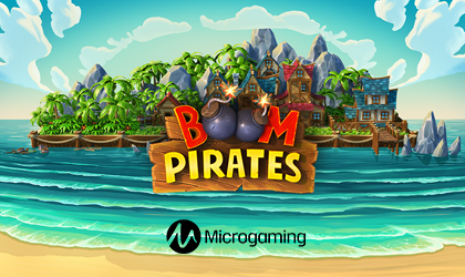 Microgaming Takes Players on a High Seas Search for Treasure in Boom Pirates