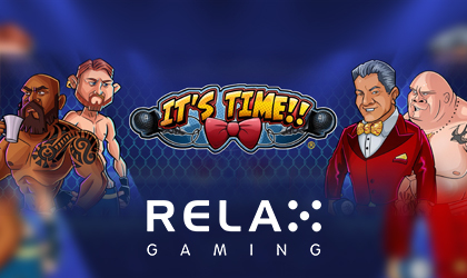 Bruce Buffer and Relax Gaming Join Forces to Deliver Its Time Slot
