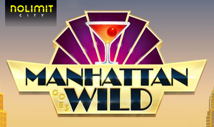 Nolimit City Releases Manhattan Wild and Takes Players Back Through Time