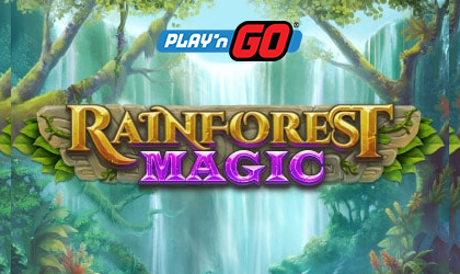 Play N Go Brings True Suspense to the Reels with Rainforest Magic