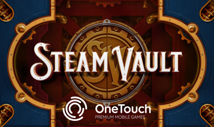 Jet Off into Another Era with Steam Vault from OneTouch