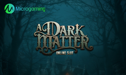 Microgaming Drops New Slot for Halloween Titled A Dark Matter