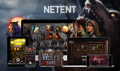 NetEnt Brings Terror to the Reels with the Release of Wolfs Bane