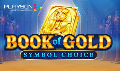 Playson Revisits Ancient Egypt with the Book of Gold Symbol Choice Release