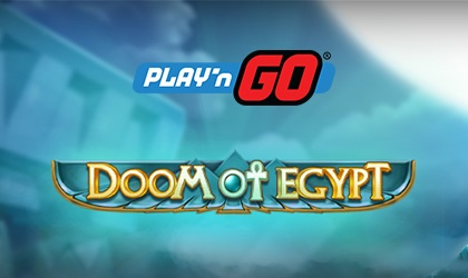 Play N Go Goes Deep into The Tombs of Pharaohs with Doom of Egypt