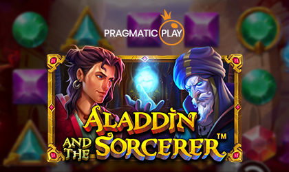 Pragmatic Play Revamps the 1001 Nights with Aladdin and The Sorcerer Slot