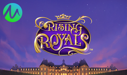 Microgaming Takes Players on a Royal Ride with Rising Royals Slot Release from JFTW