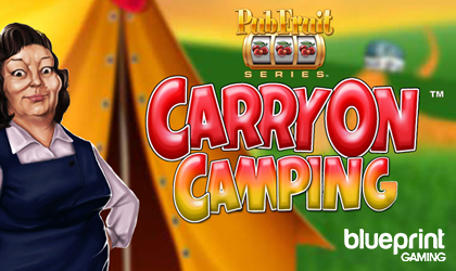 British Classic Carry On Camping Film Turns Slot in Blueprint Reboot