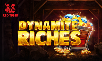 Mine Your Own Luck in Dynamite Riches Slot from Red Tiger Gaming
