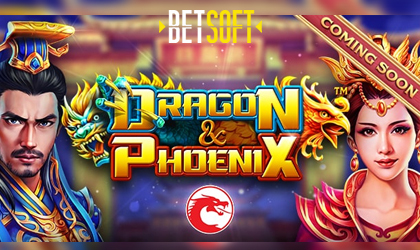 Betsoft Looks to the Magical East with Dragon and Phoenix Slot Release