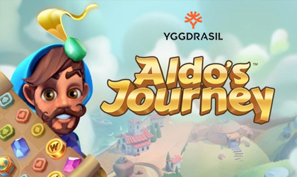 Yggdrasil Takes Players on a Proper Adventure with Aldos Journey Slot Release