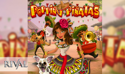 Experience the True Meaning of Celebration with Popping Pinatas Slot from Rival