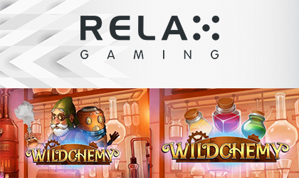 Finding the Elements of Luck in the Latest Slot from Relax Gaming Called Wildchemy