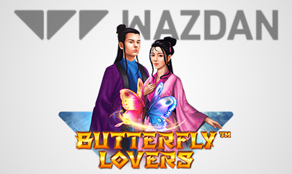Wazdan Releases New Title Butterfly Lovers Bringing a Captivating Adventure to the Reels