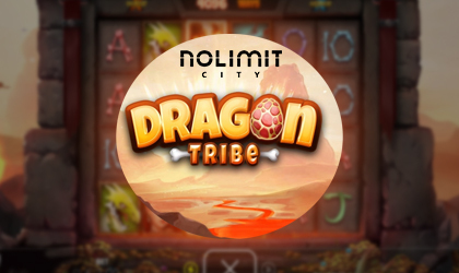 Nolimit City Launches Dragon Tribe Slot with Cascading Reels and More