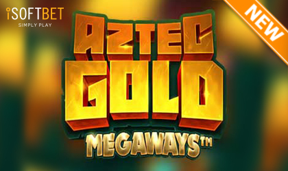 iSoftBet Takes Players for a Treasure Hunt in Aztec Gold Megaways Slot