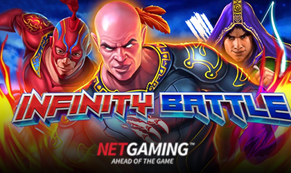 NetGaming Releases Proper Superhero Adventure with Infinity Battle