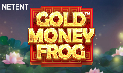 NetEnt Releases Gold Money Frog with its Triple Jackpot Feature and Awesome Asian Theme