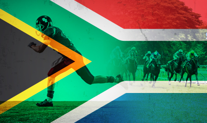 South African sports